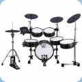 CUSTOM PLUS-8SR Electronic Drum Set